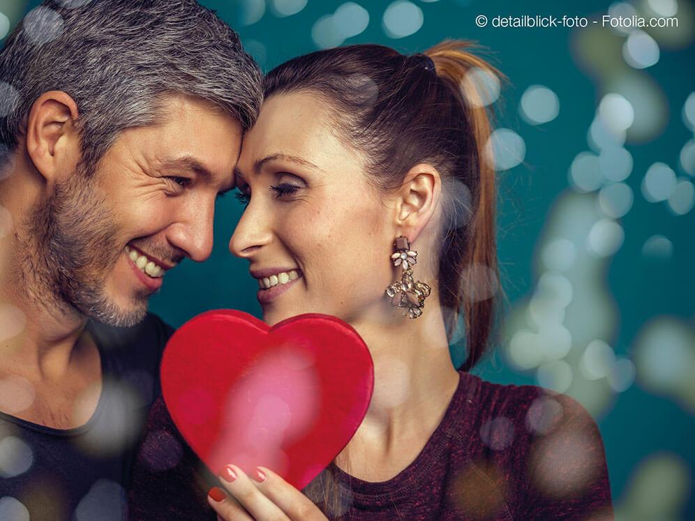 Valentinstag: Schenken Mit Herz